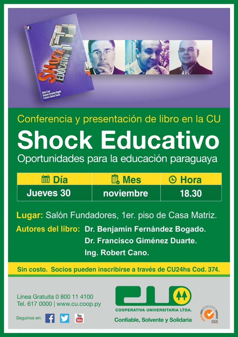 Shock Educativo